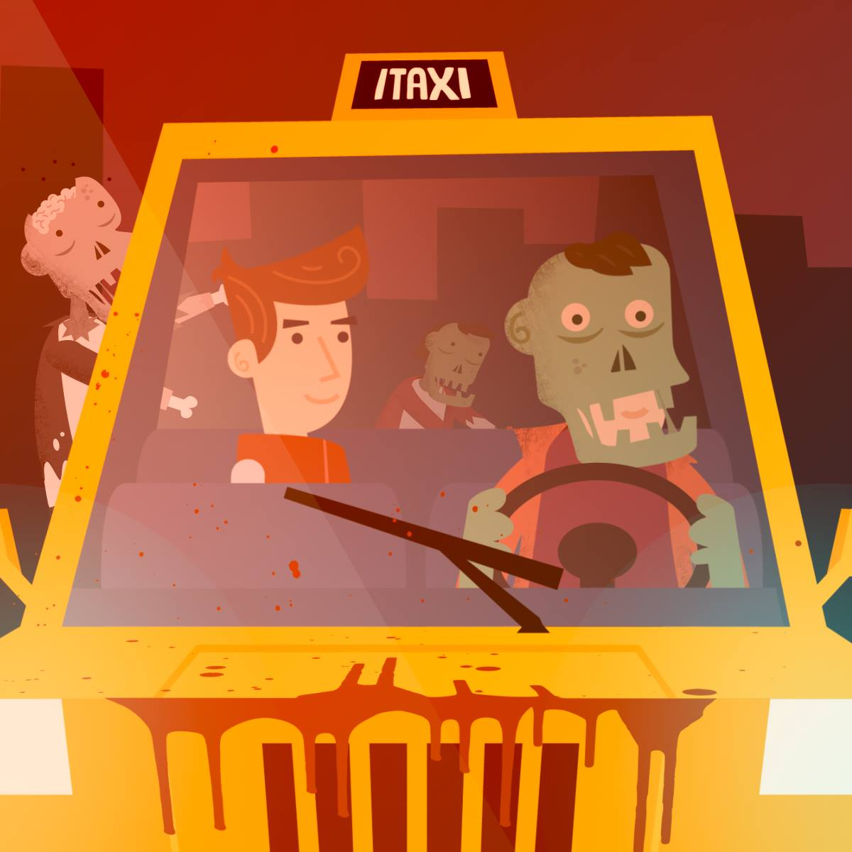 zombie-taxi