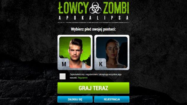 łowcy.zombie.start