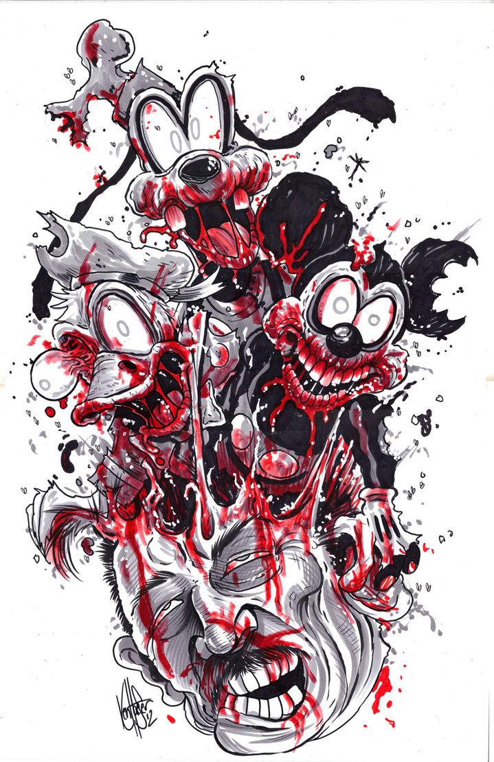 Disney.Zombie