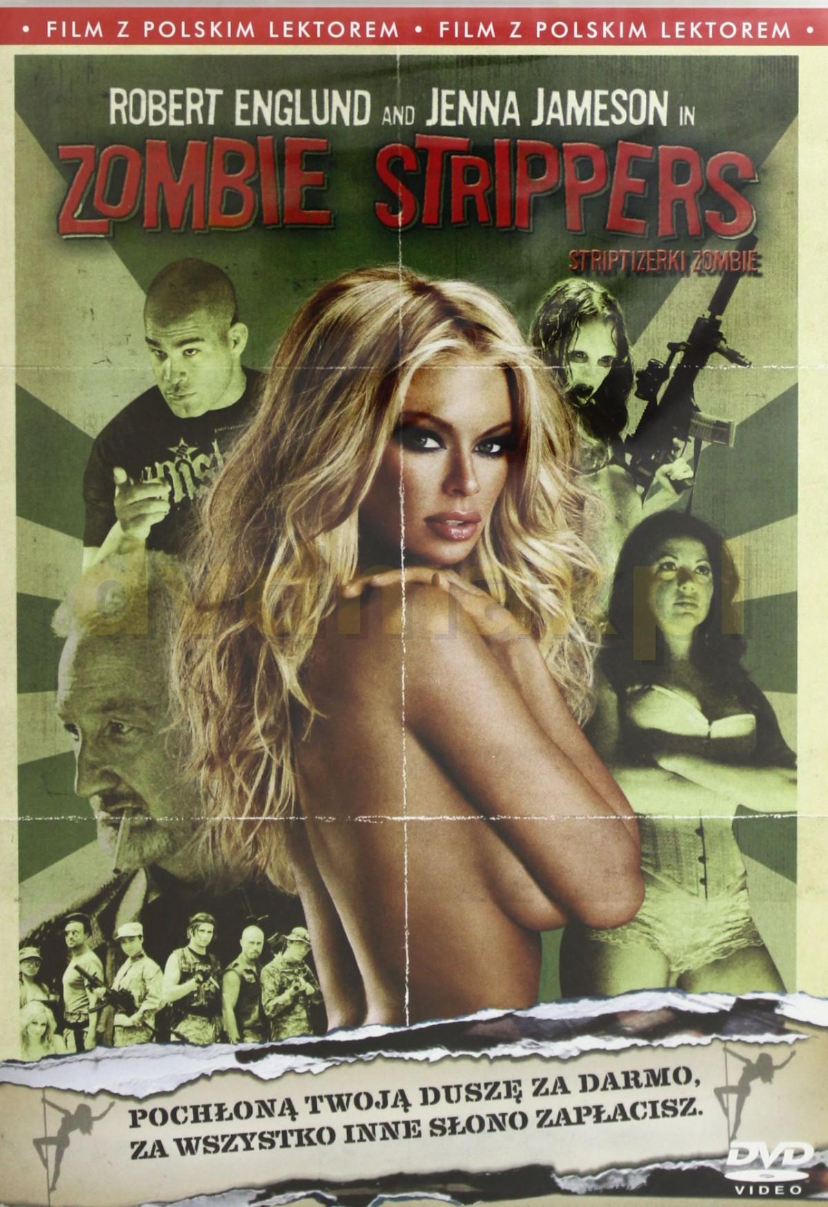 Striptizerki.Zombie