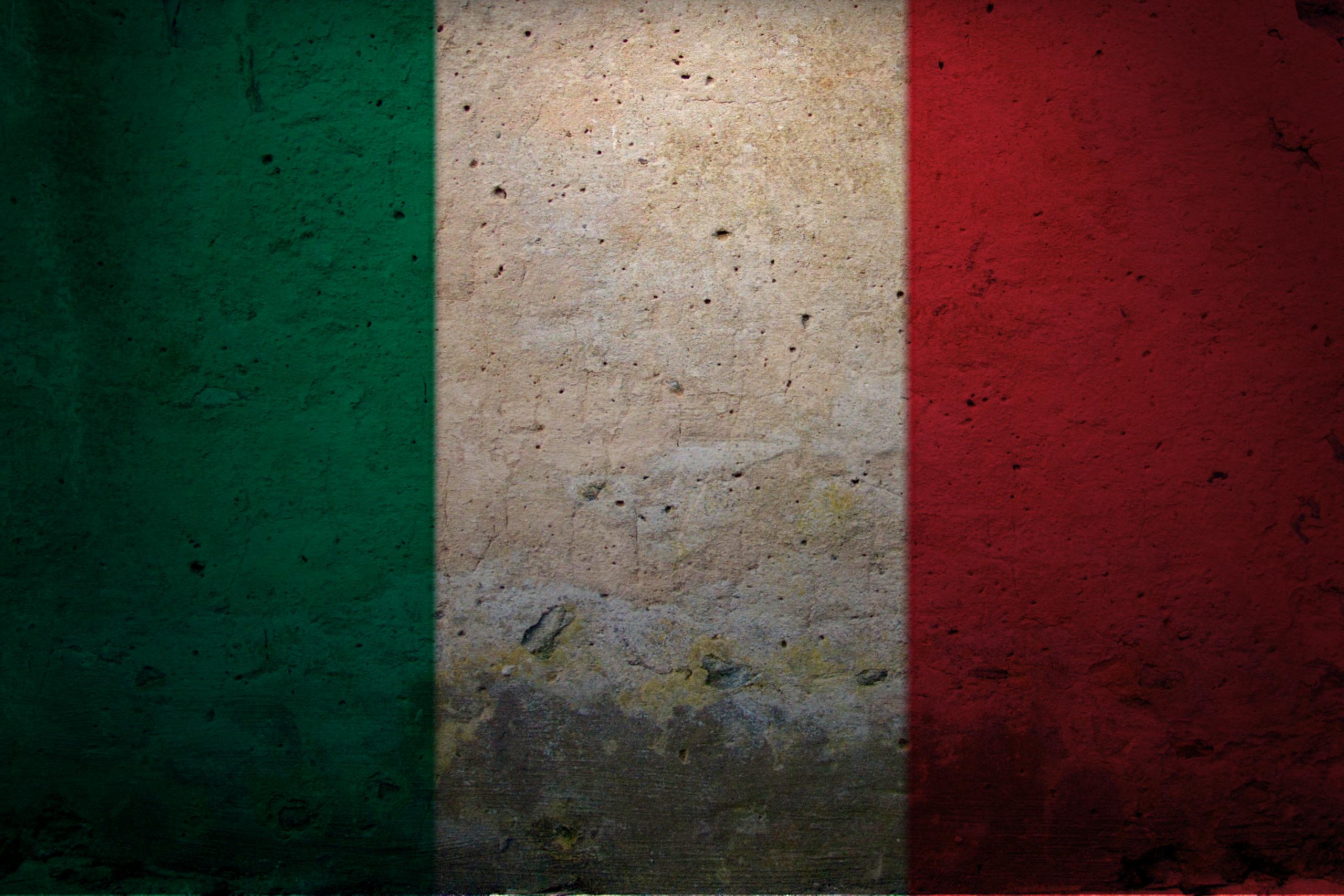 Flaga.Włoch